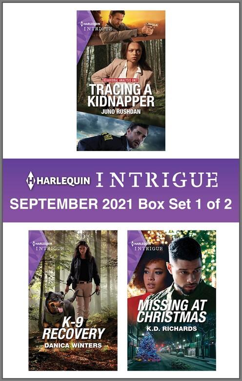 Harlequin Intrigue September 2021 - Box Set 2 of 2