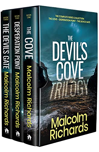 The Devil's Cove Trilogy: The complete series collection: The Cove, Desperation Point, The Devil's Gate