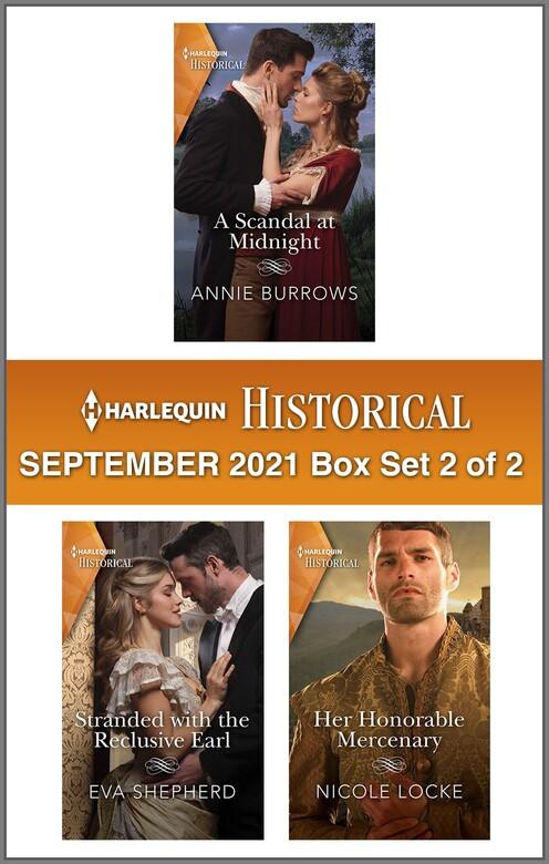 Harlequin Historical September 2021 - Box Set 2 of 2