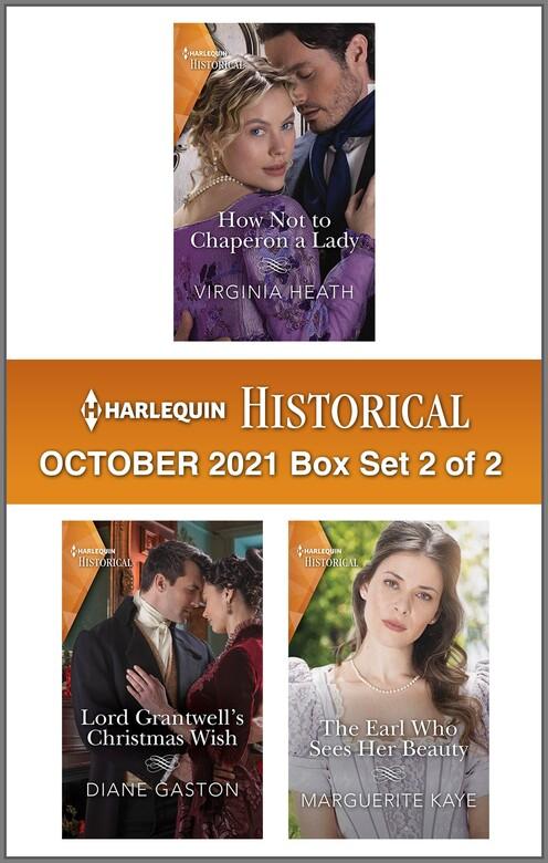 Harlequin Historical October 2021 - Box Set 2 of 2