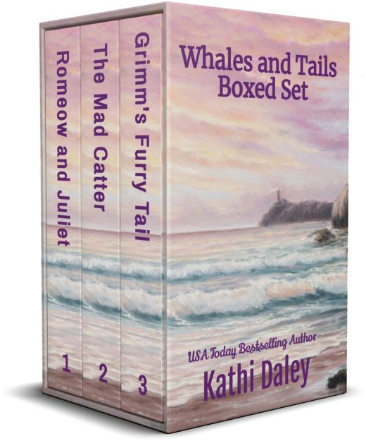 Whales and Tails Books 1 - 3