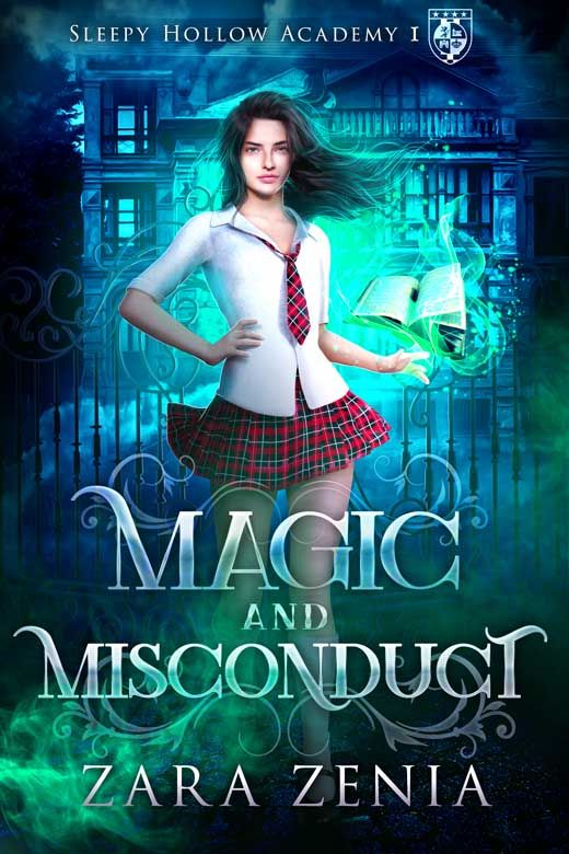 Magic and Misconduct: A Paranormal Academy Bully Romance