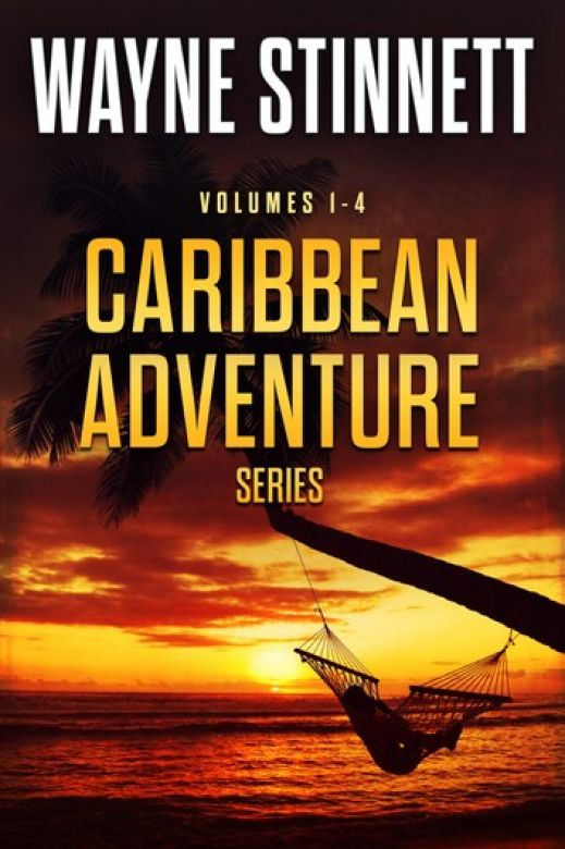 Caribbean Adventure Series, Books 1-4: A Jesse McDermitt Bundle