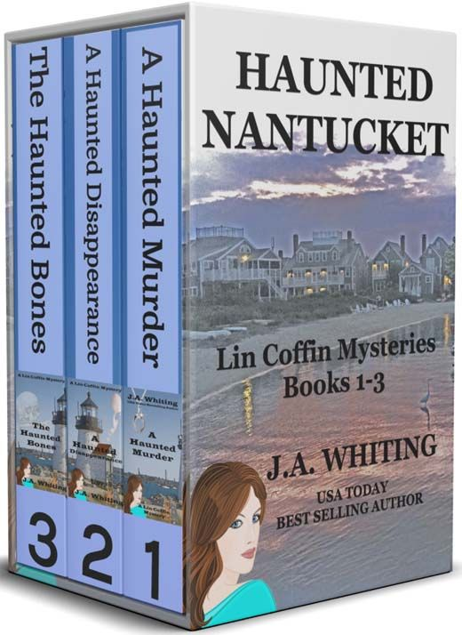 Haunted Nantucket: Lin Coffin Mysteries Books 1 - 3