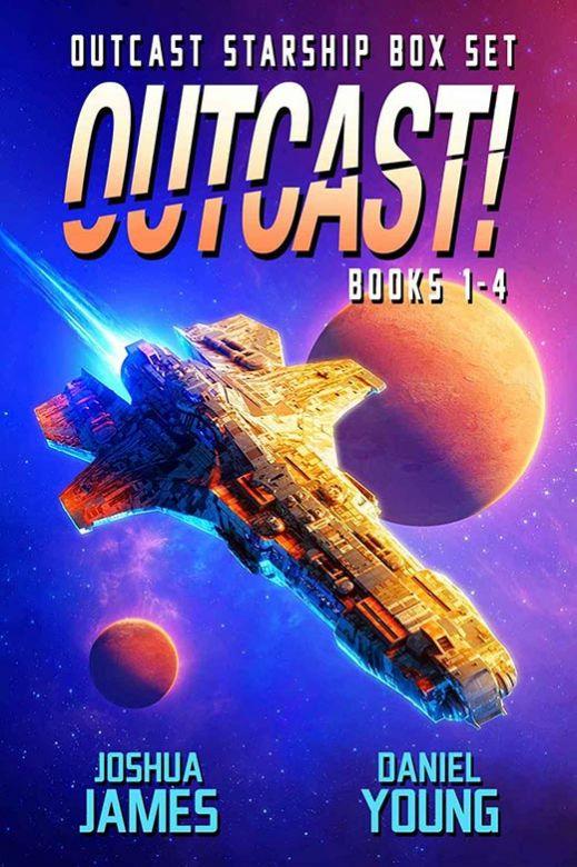 Outcast Starship Box Set: Books 1-4